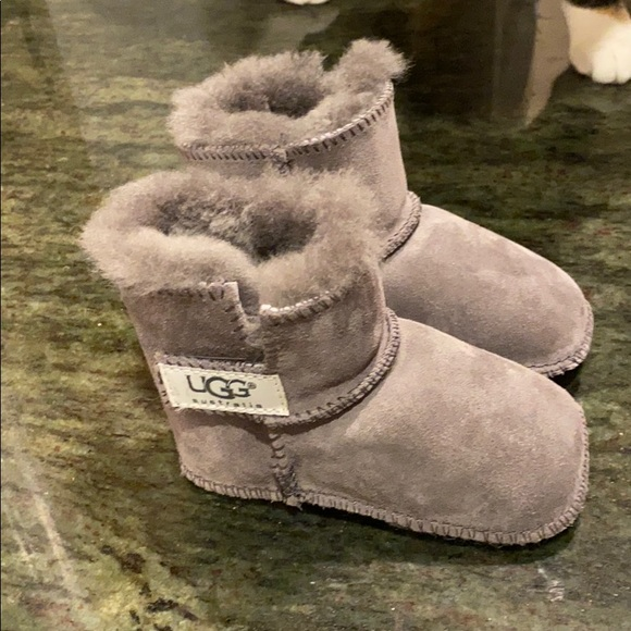 UGG Shoes | Gray Baby S Size Medium 12